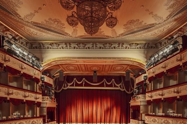 Малый театр представляет выставку «Большая семья Малого театра»