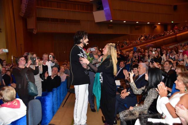 Репортаж нашего корреспондента о юбилейных концертах Филиппа Киркорова в Латышской прессе