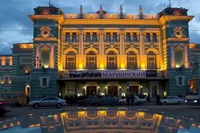"""На сцене Мариинского театра вновь расцвел """"Каменный цветок"""""""