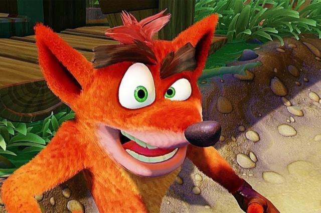 СМИ: скоро может состояться анонс новой игры по Crash Bandicoot