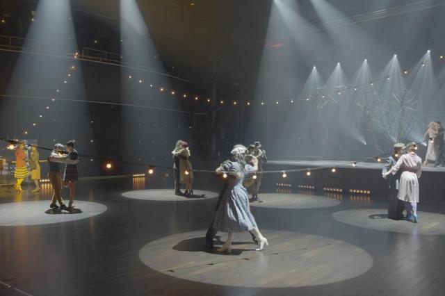 """«Биение. Сердце. Биение"""": истории любви, рассказанные в стиле танго"""