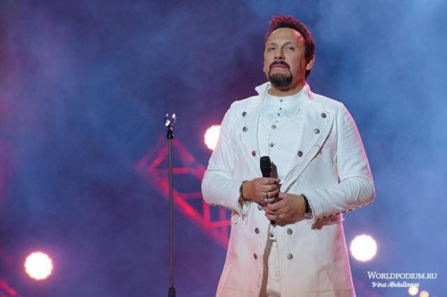 Стас Михайлов отметит юбилей двумя Кремлёвскими концертами!