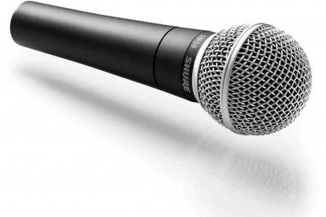 Микрофону - 140 лет