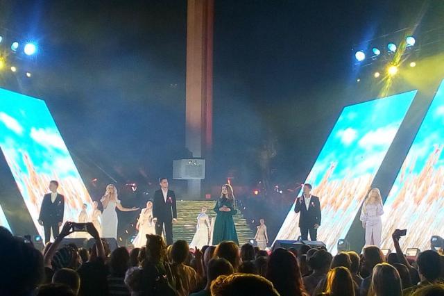 В Минске прошел гала-концерт по случаю Дня Независимости
