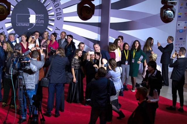 Минский международный кинофестиваль «Лістапад» состоится в свой срок