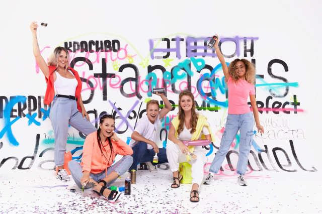 Mixit представил манифест на 2021 «У красоты нет правил»: лицами компании стали покупатели