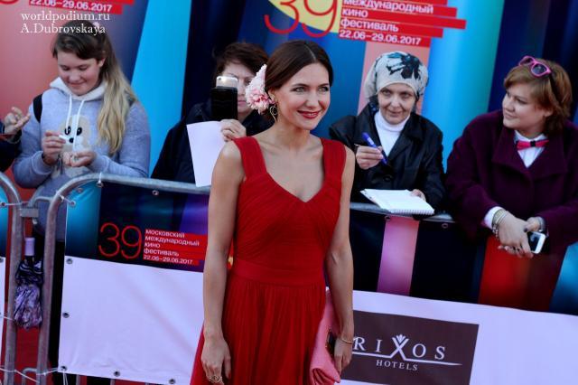 Церемония открытия 39 Московского Международного кинофестиваля
