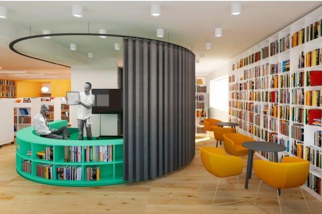 В Подмосковье открылись две модельные библиотеки, дворец культуры и культурный центр