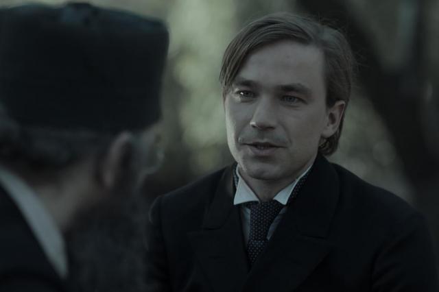 Фильм «Человек Божий» - первая роль Александра Петрова в международном проекте на английском языке