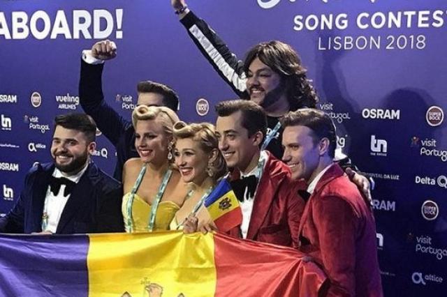 DoReDos в финале Евровидения!