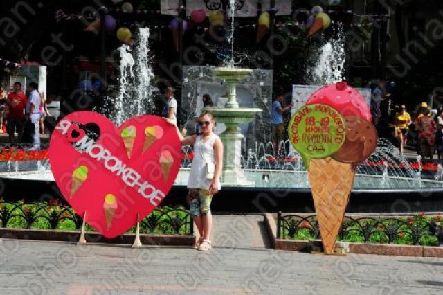 Куда сводить детей на фестивале Мороженое