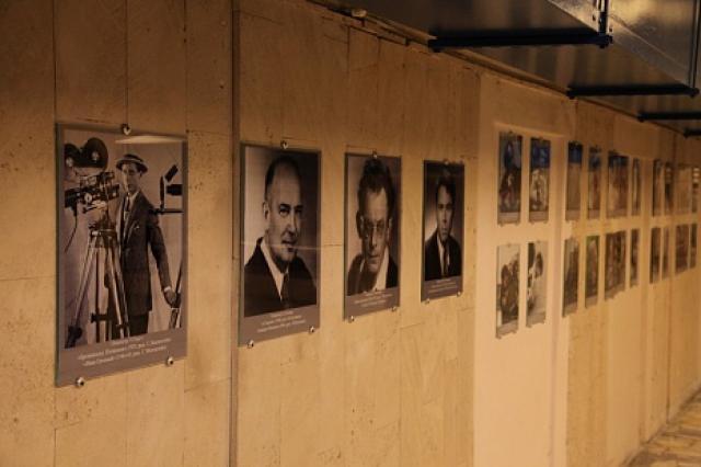 На «Мосфильме» открылась фотовыставка, посвященная кинооператорам