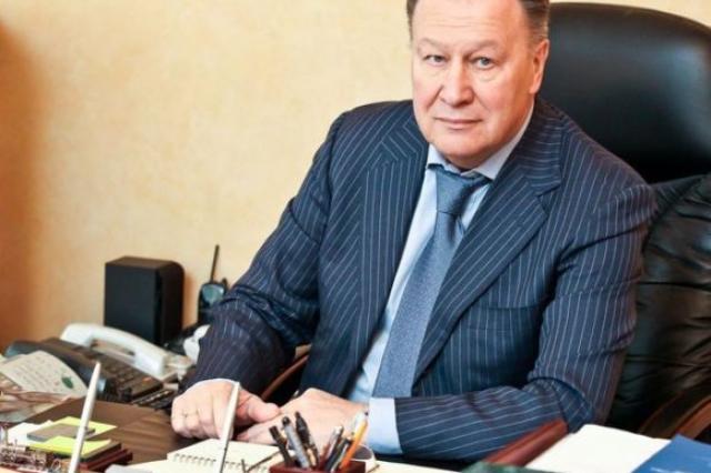 Генеральный директор Москонцерта Александр Григорьевич Беленький отметил юбилей!