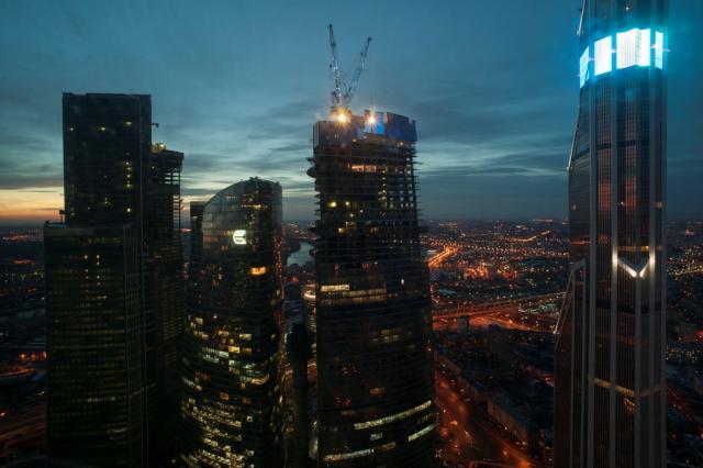 «Москва... как много в этом звуке!..»