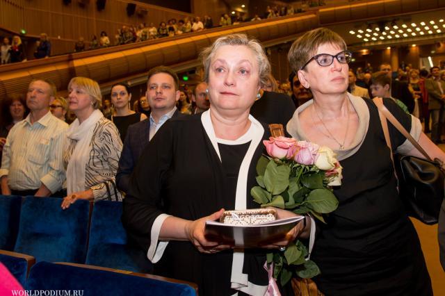 Мария Евтушенко о фестивале «Мой Евтушенко»