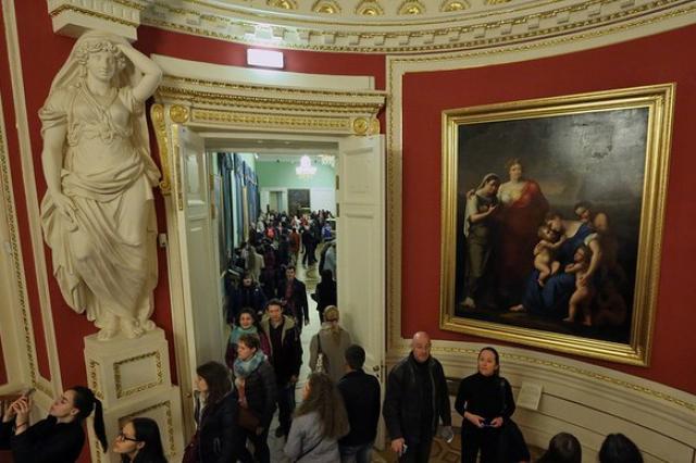 """Более тысячи мероприятий пройдет по России в рамках акции """"Ночь музеев"""""""