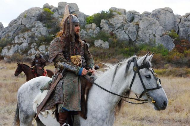 В Крыму начались съемки исторического фэнтези «Скиф»