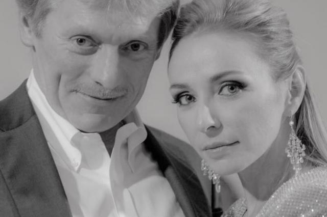 Татьяна Навка и Дмитрий Песков лечатся в больнице от коронавируса