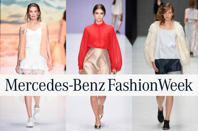 С 12 по 16 марта 2017 года состоится Mercedes-Benz Fashion Week Russia