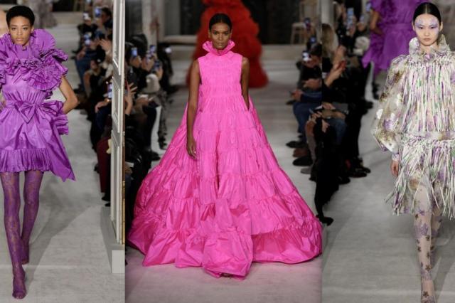 Неделя высокой моды: Valentino