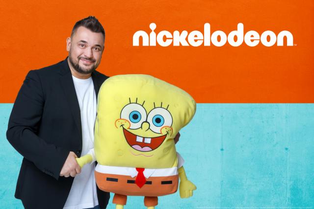 Nickelodeon Россия отметил день рождения вместе с Сергеем Жуковым