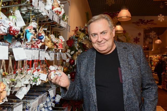 Юрий Стоянов: отмечать новый год дома – новый тренд среди артистов