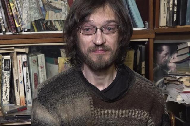Умер солист группы «Соломенные еноты» Борис Усов