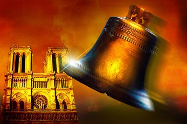 Мюзикл Нотр-Дам де Пари (Notre-Dame de Paris) в Кремле!
