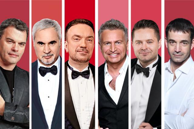 Новогоднее шоу со звездами «Любимые песни о главном»