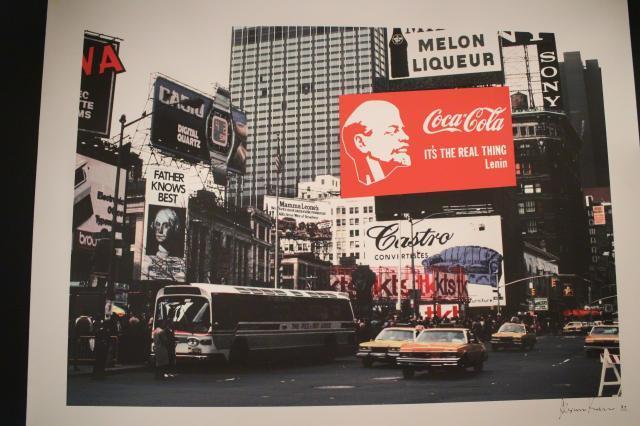 Ленин и кока-кола