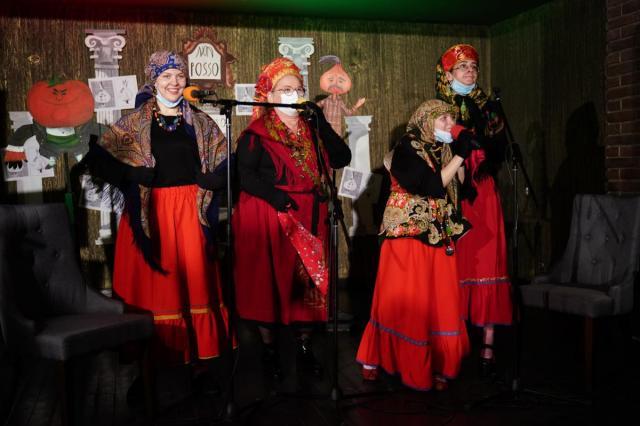 В Театре кукол Сергея Образцова отметили 100-летие Джанни Родари