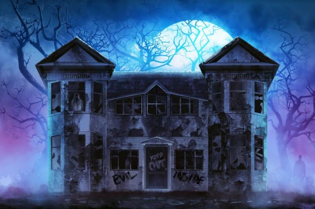 Уникальный аттракцион смешанной реальности  «Охотники за привидениями»