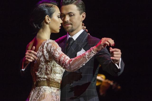 «Биение. Сердце. Биение»: истории любви, рассказанные в стиле танго