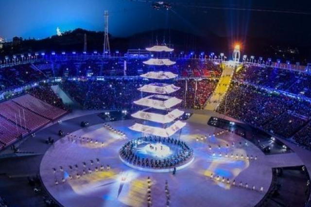 Олимпиада в Пхенчхане объявлена закрытой