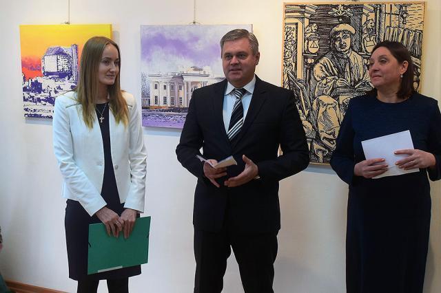 """В Софии прошла выставка """"Страна Франциска Скорины"""""""