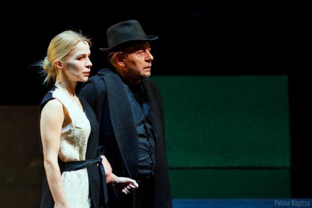 «Орфей» - премьера в Театре Романа Виктюка