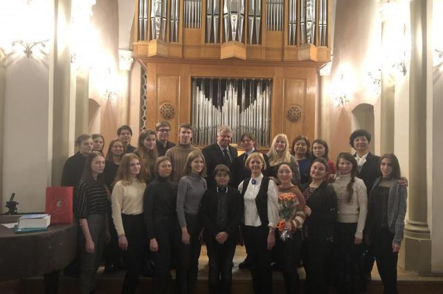В Москве пройдет финал конкурса молодых органистов