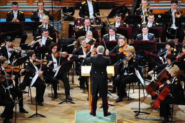В память о павших в Первой мировой русских солдатах в Париже прошел концерт