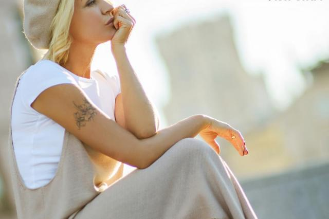 Ирина Ортман выпустила третий альбом и песню - историю своей любви