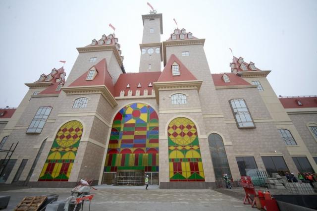 Стала известна точная дата открытия парка «Остров мечты» в Москве
