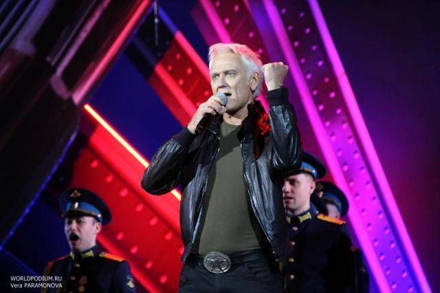 Трансляция из Кремля: праздничный концерт ко Дню защитника Отечества покажет канал Россия 1