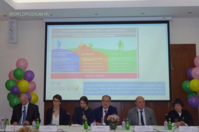 Компания «Нестле Россия» присоединяется к глобальной инициативе, которая поможет детям вести более здоровый образ жизни