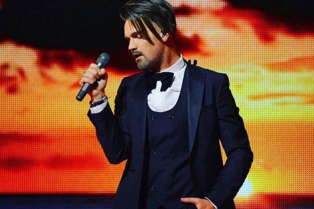 Александр Панайотов дал сольный концерт в Москве