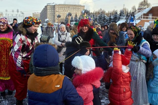 Парк Победы приглашает на Рождество 7 января