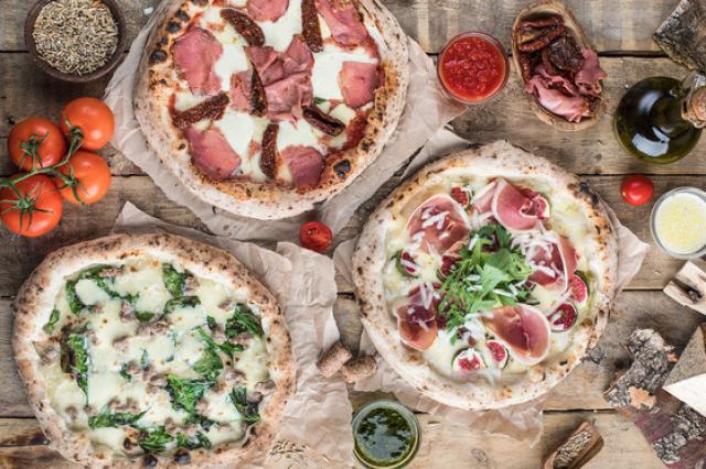 Новый ресторан Pizzamento на Тверской
