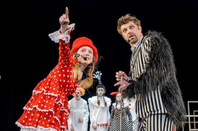 Новая сцена Детского музыкального театра юного актера открывается 15 мая спектаклем «Пеппи Длинныйчулок»