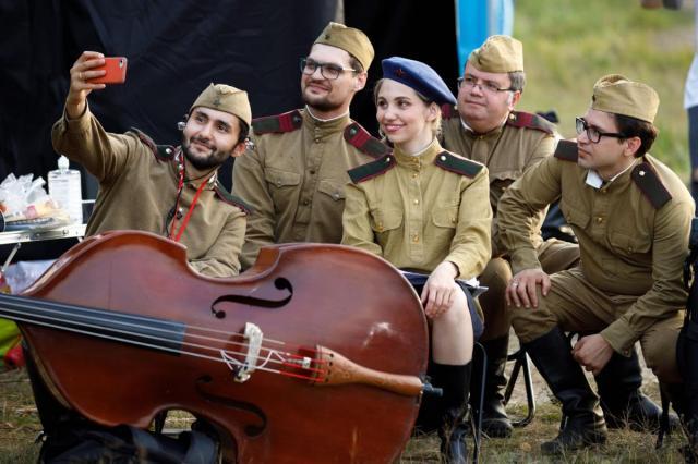 НФПП объявил вокальный конкурс «Песни Победы» с призовым фондом в 500 000 рублей