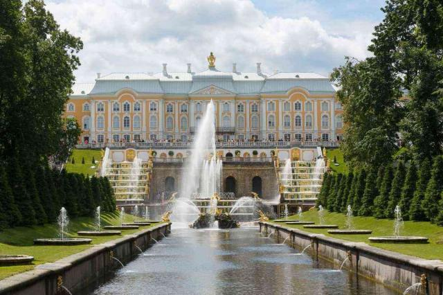 В музее- заповеднике Петергоф завершилась крупная конференция