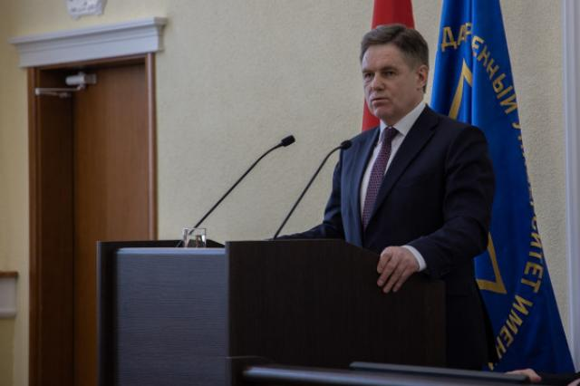 Игорь Петришенко: «Роли культуры принадлежит особая роль в сфере патриотической работы»