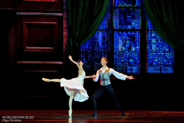 Kremlin Gala «Звезды балета XXI века». «Дама с камелиями»